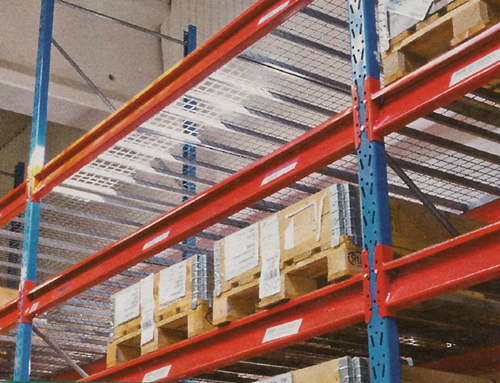 New and used pallet racking sale and installation